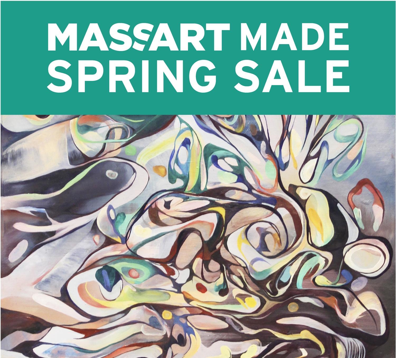 MassArt Made Spring 2017 Sale