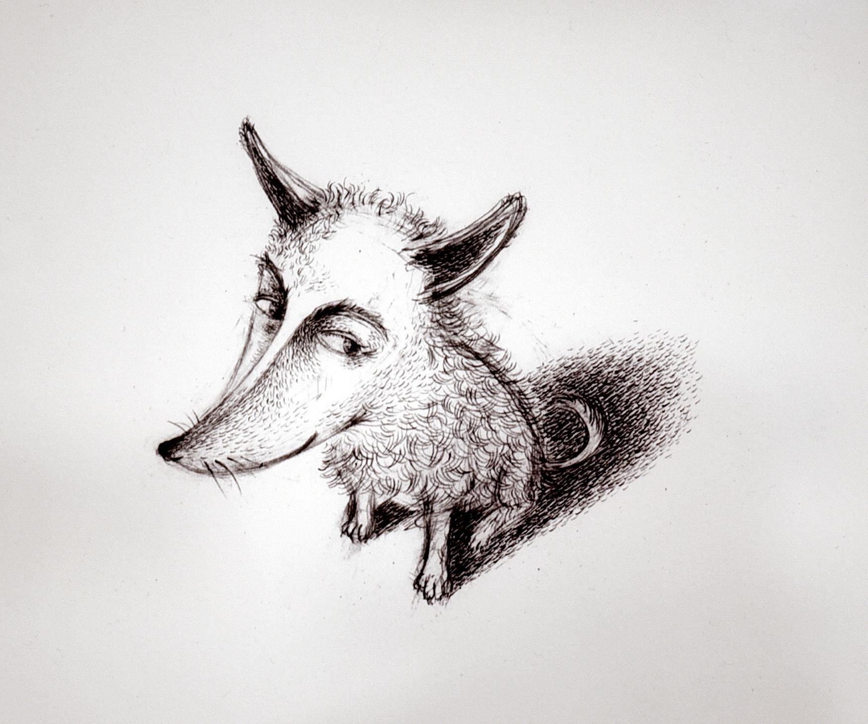 My Bad Dog by Alex Gerasev