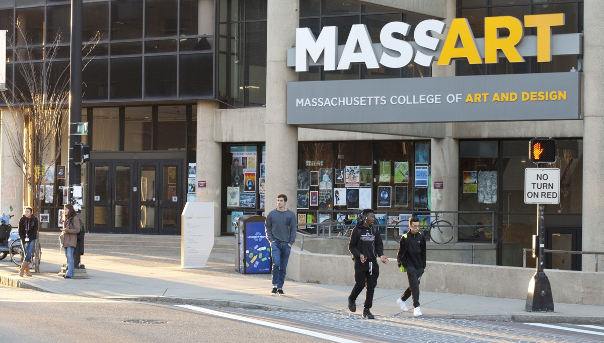 MassArt Campus