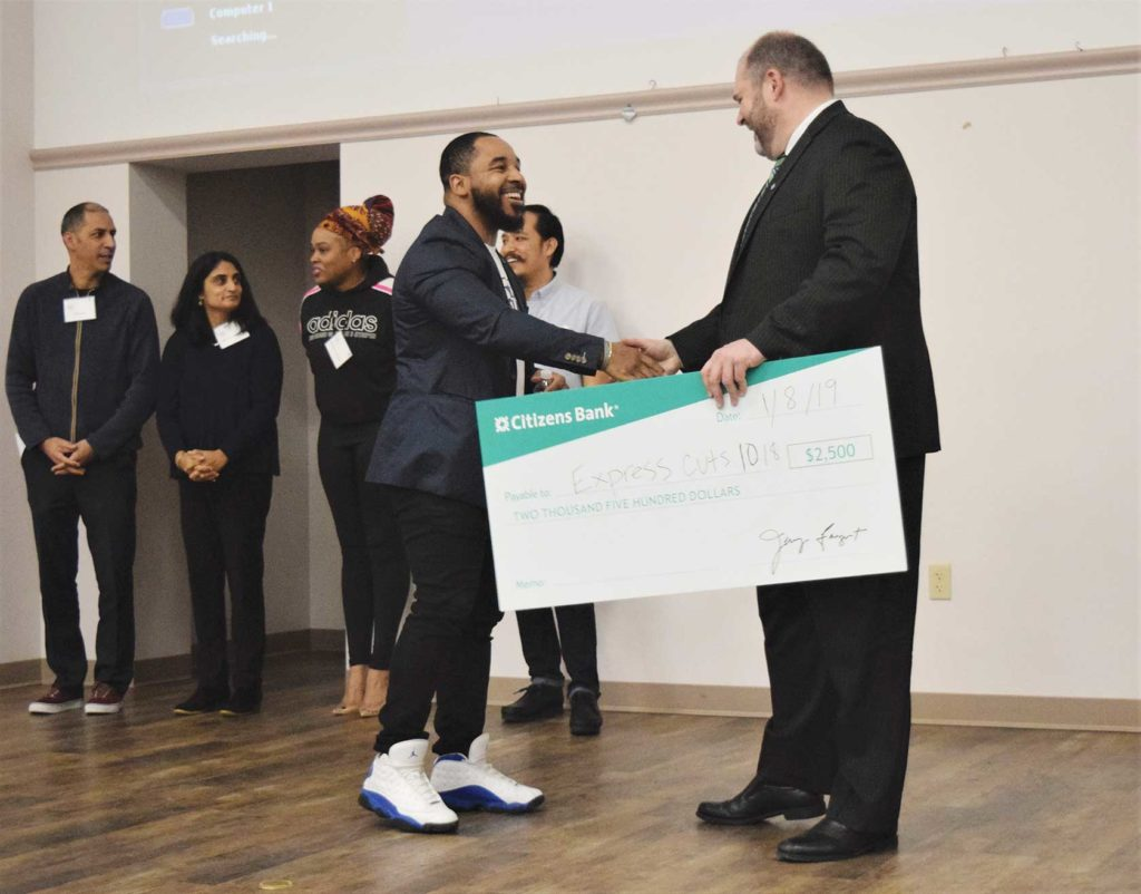 Local Initiatives Support Corporation Boston Pitch Contest