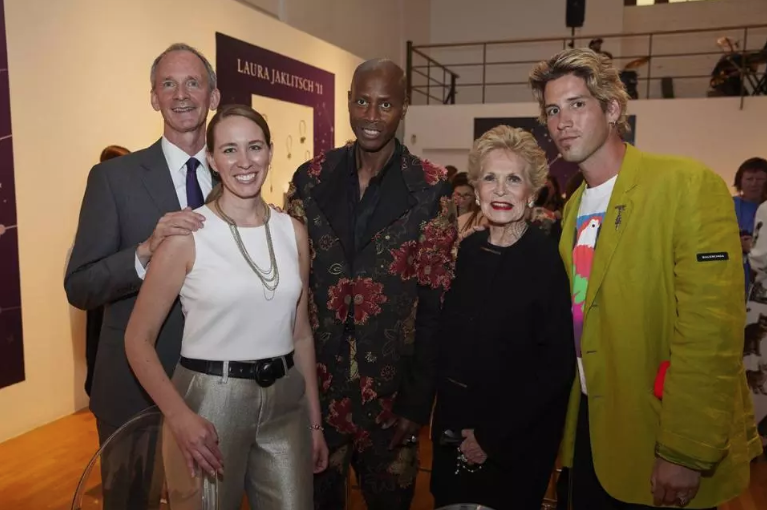 Attendees at Eclipse: the 2018 MassArt Fashion Show