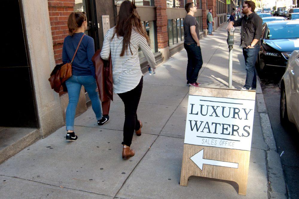 Luxury Waters