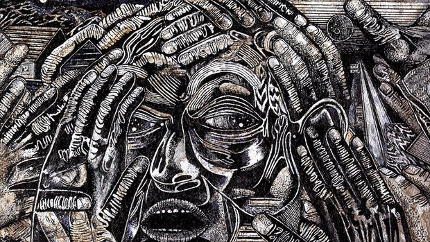 Mind Frame by Jake Fried