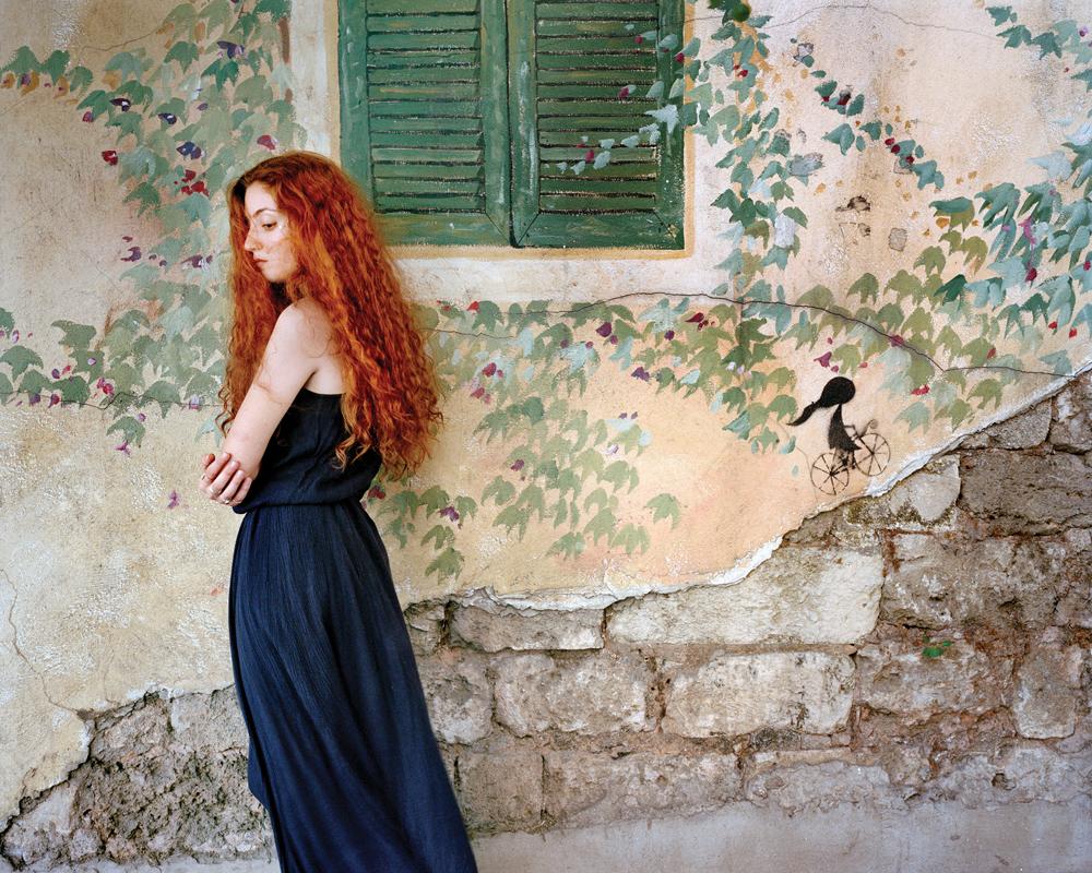 Nour #1 by Rania Matar