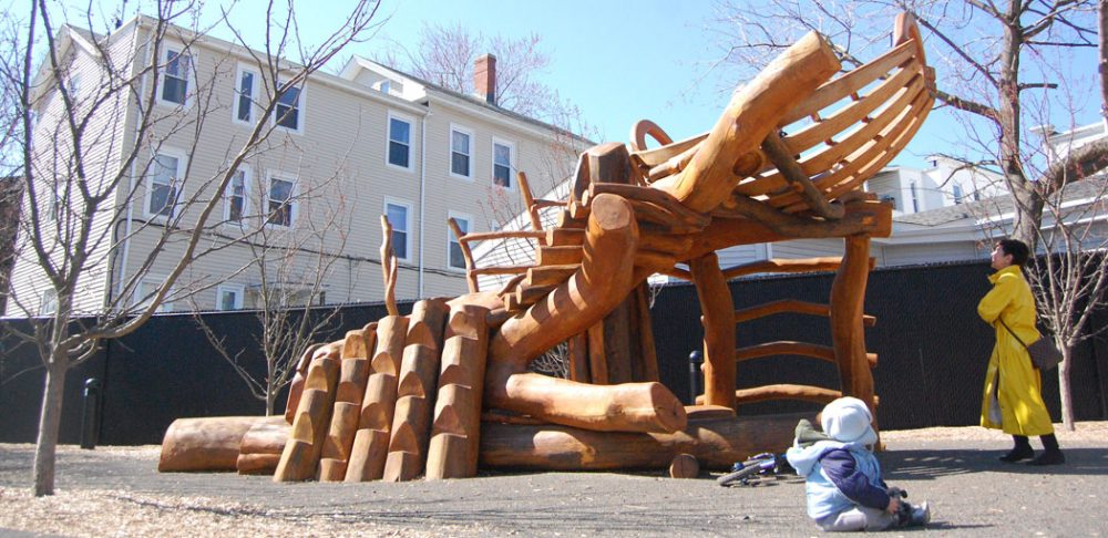 Mitch Ryerson Playground