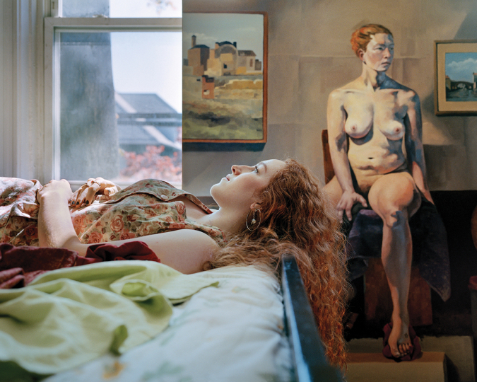 """Molly Kate, Allston Massachusetts, 2018 (SHE)"" by Rania Matar"