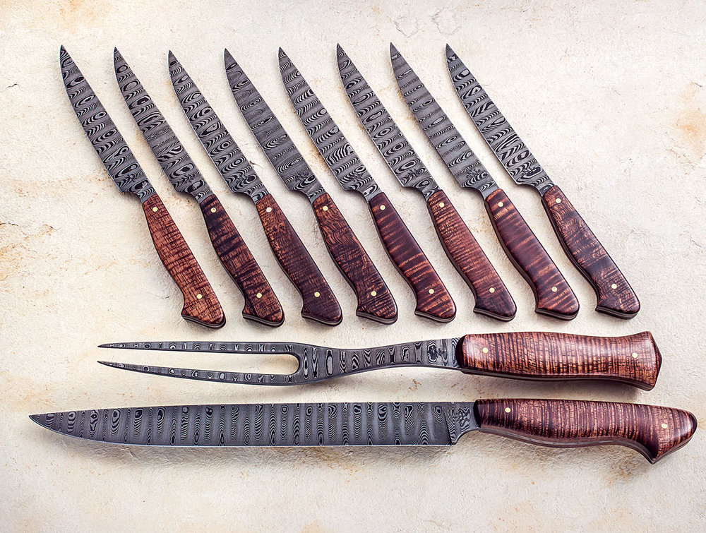 Zachary Jonas Knives