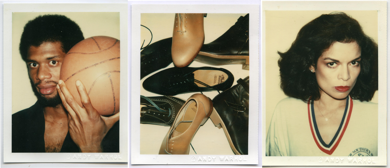 Warhol Polaroids