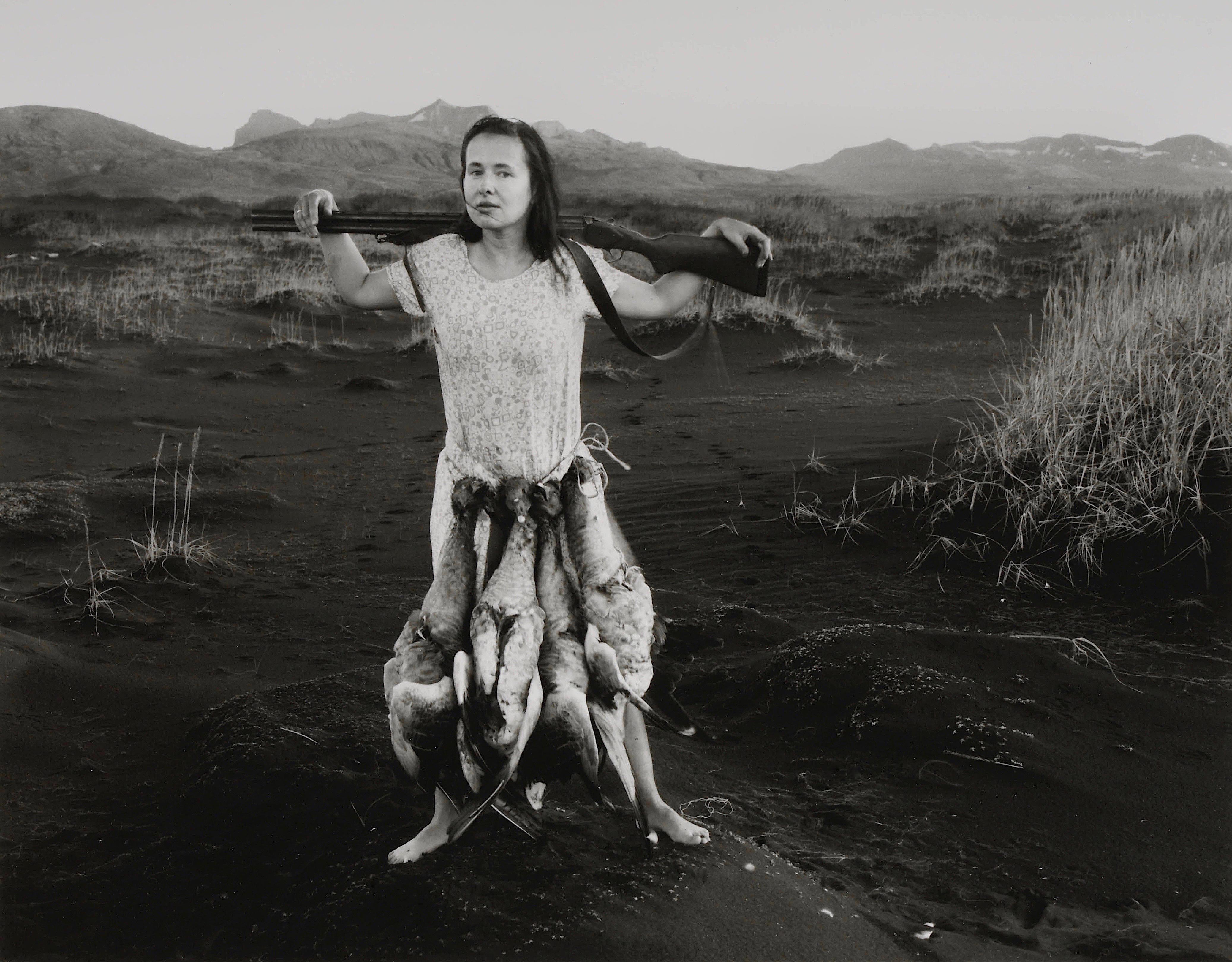 """""""My Belt"""". Photography by Agnieszka Sosnowska. Heraðssandur, Iceland 2011"""