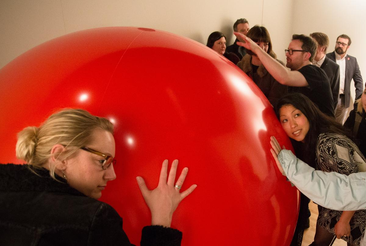 Wendy Jacob Balloon