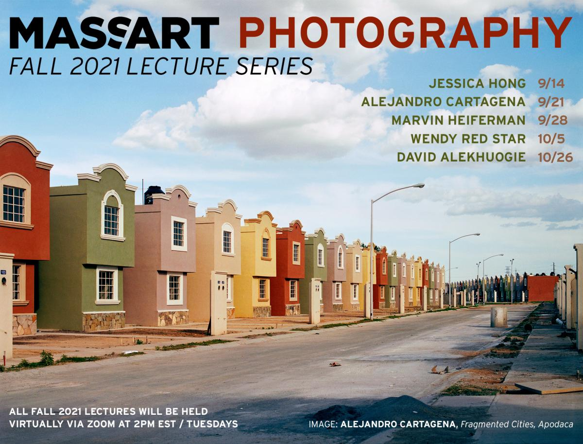 Fall 2021 Photography Lecture Series
