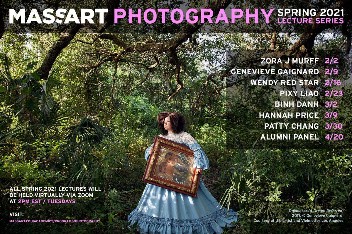 Spring 2021 Photo Lecture Series