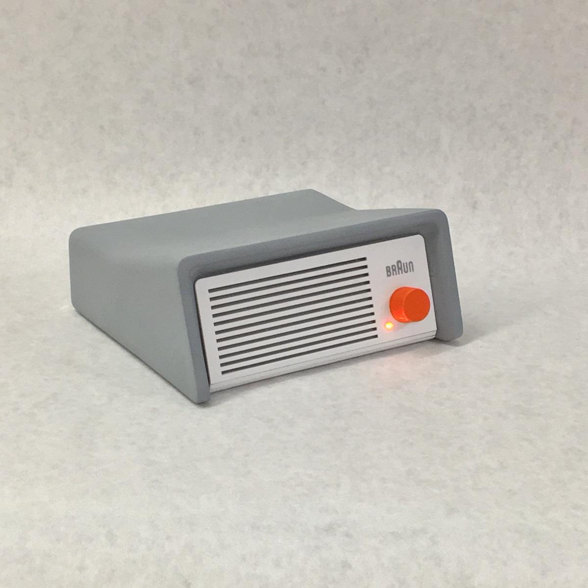 Braun Bluetooth Speaker
