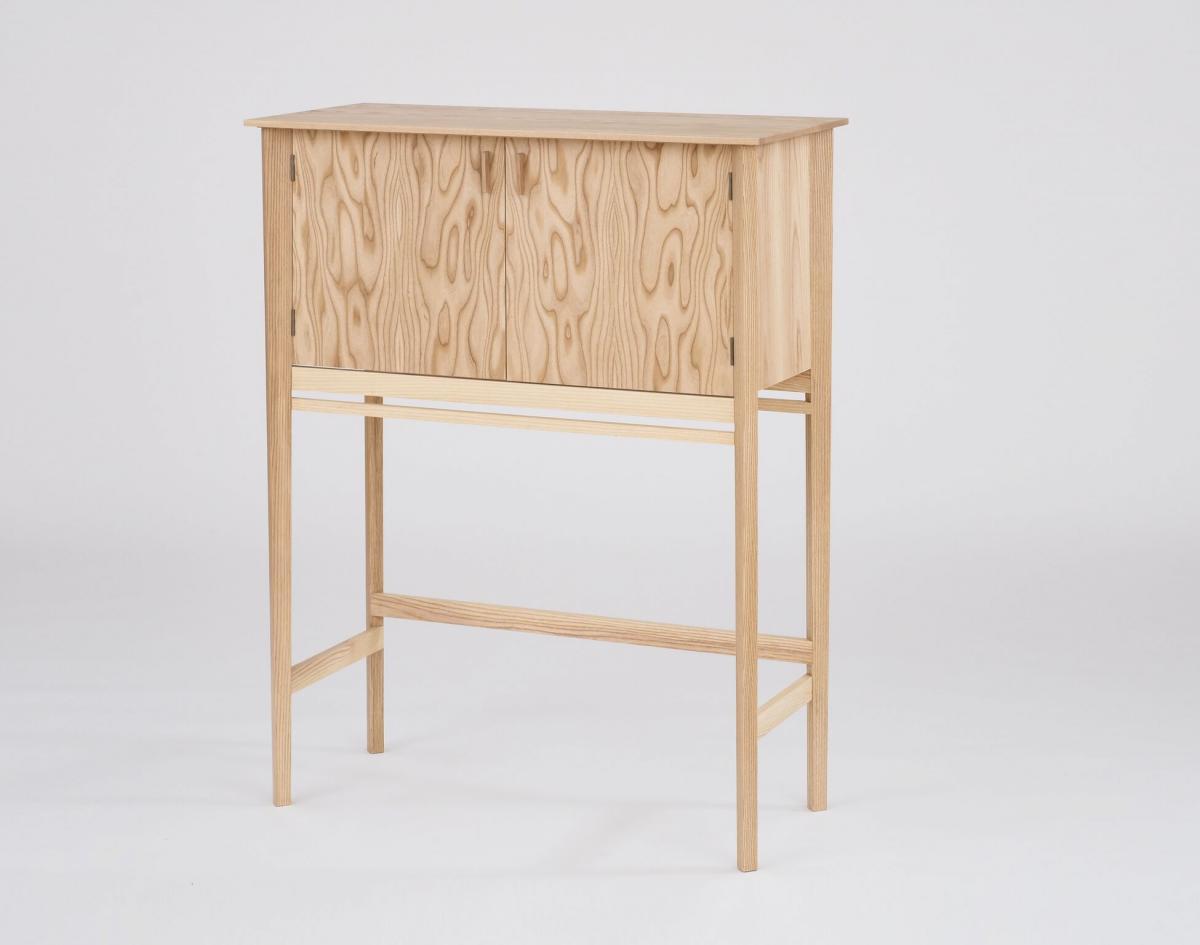 Ash Cabinet by Joe Brown