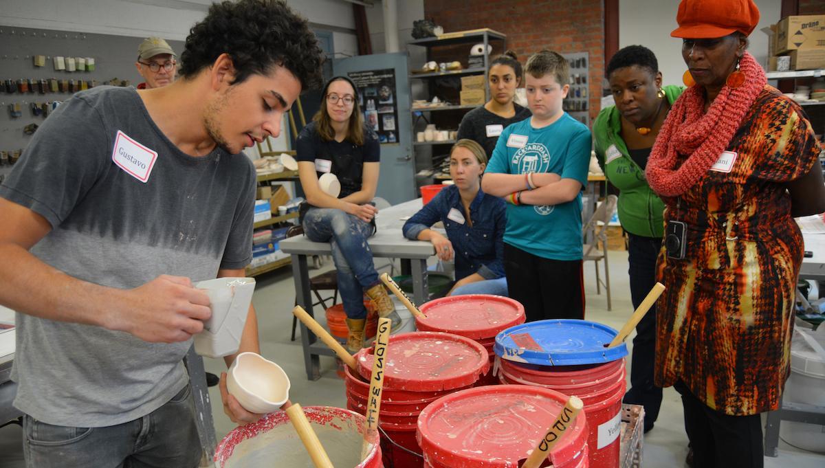 Center for Art and Community Partnerships