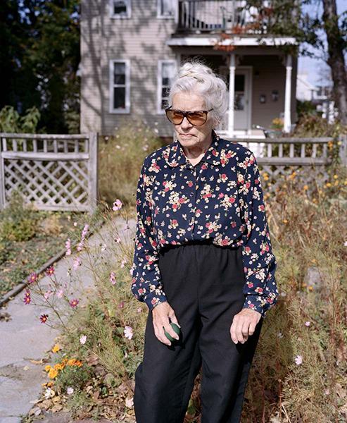 Judy, Malden, MA by Chris Ridgway