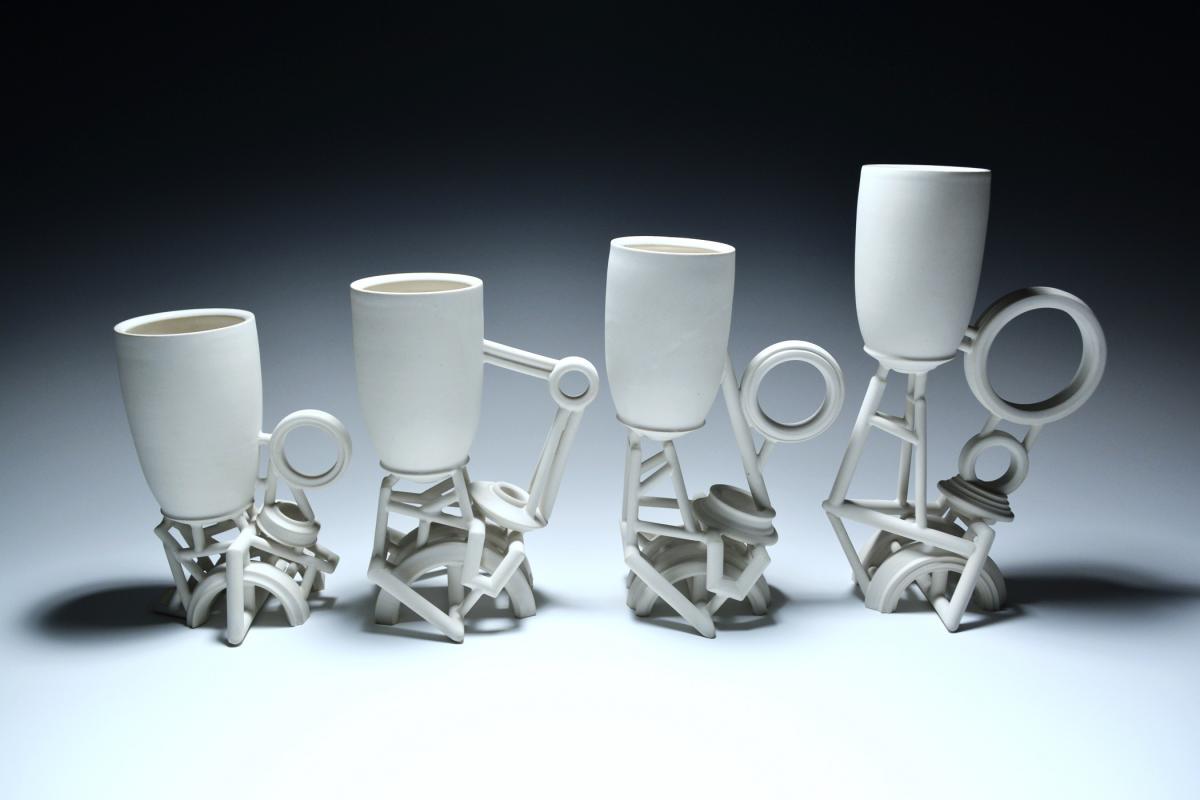 Assembled Cups