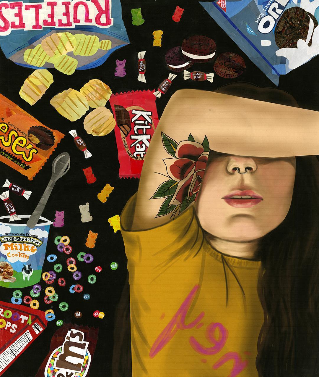 """""""Consumption"""", Alyssa Rolli BFA-MA"""