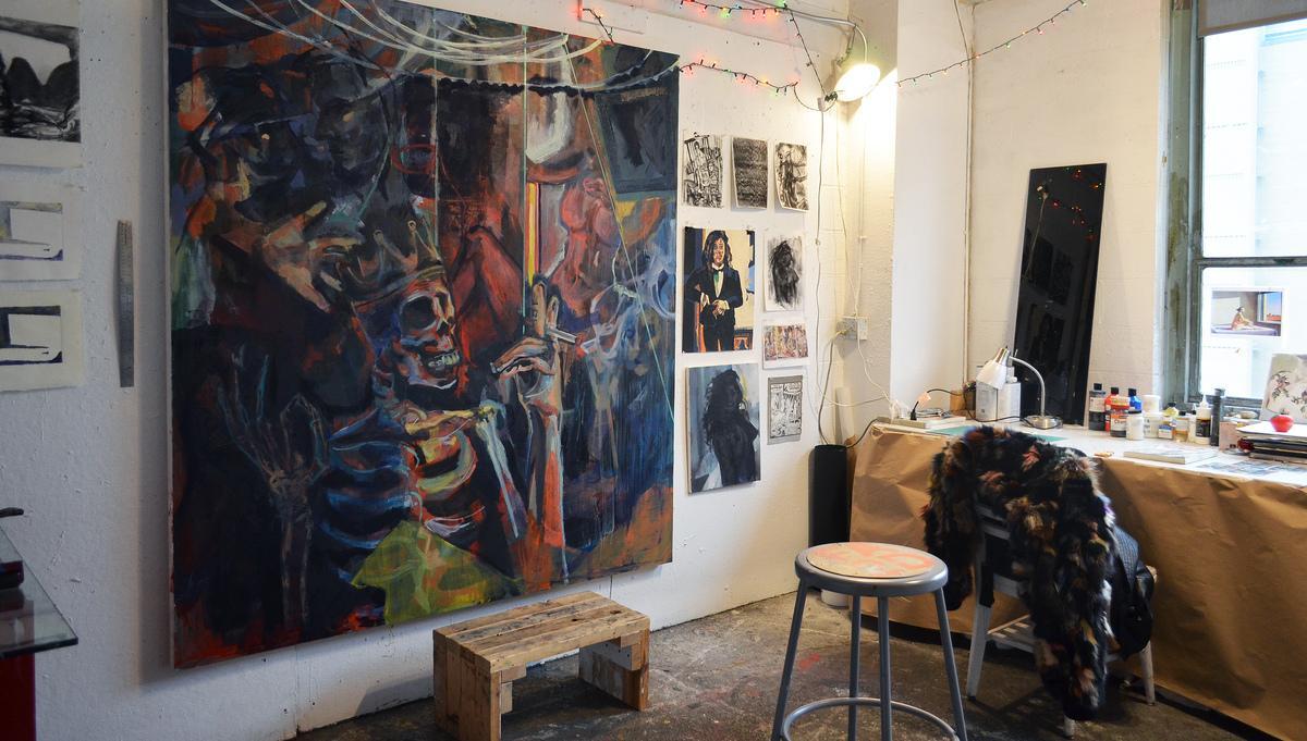 Fine Arts 2D Studio