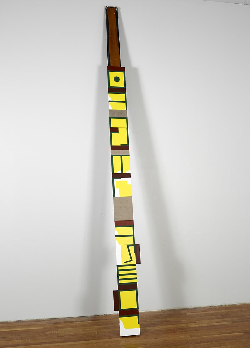 Untitled Totem by James Lambert