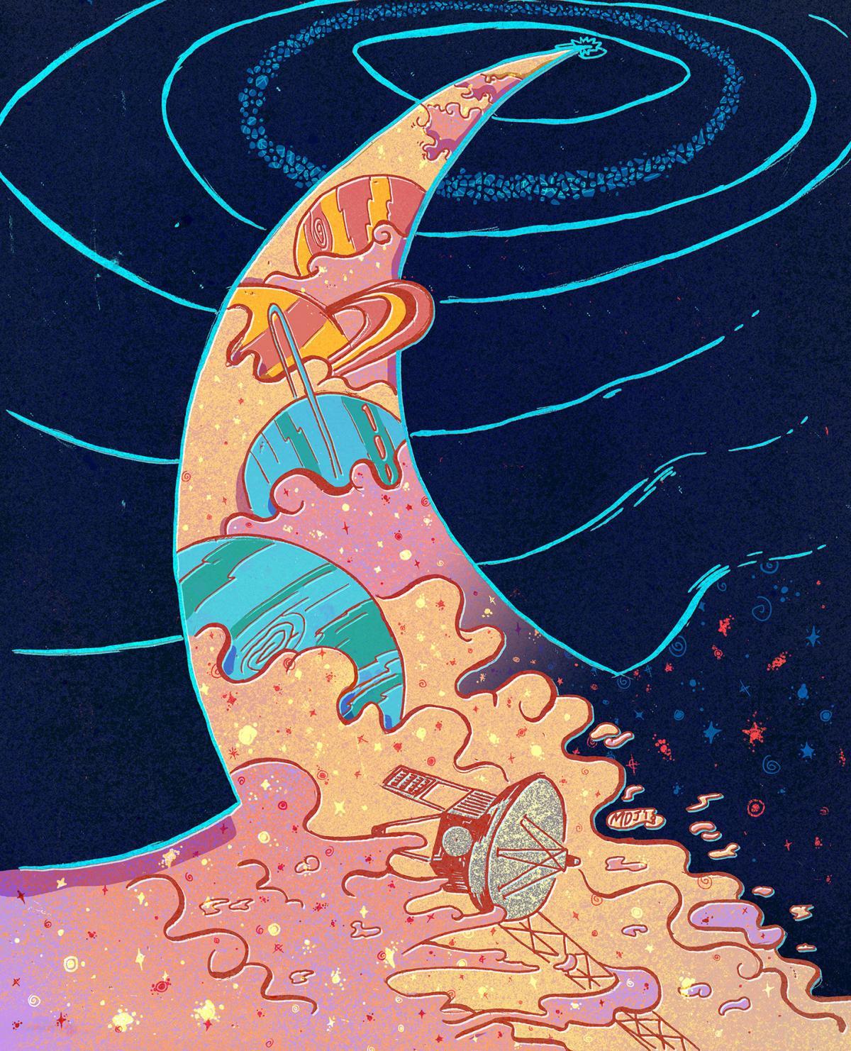 Illustration by Matt Jenkins