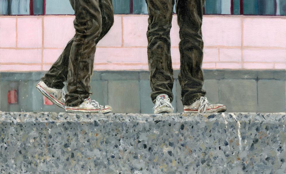 Sandy Shoes by Michelle Stevens