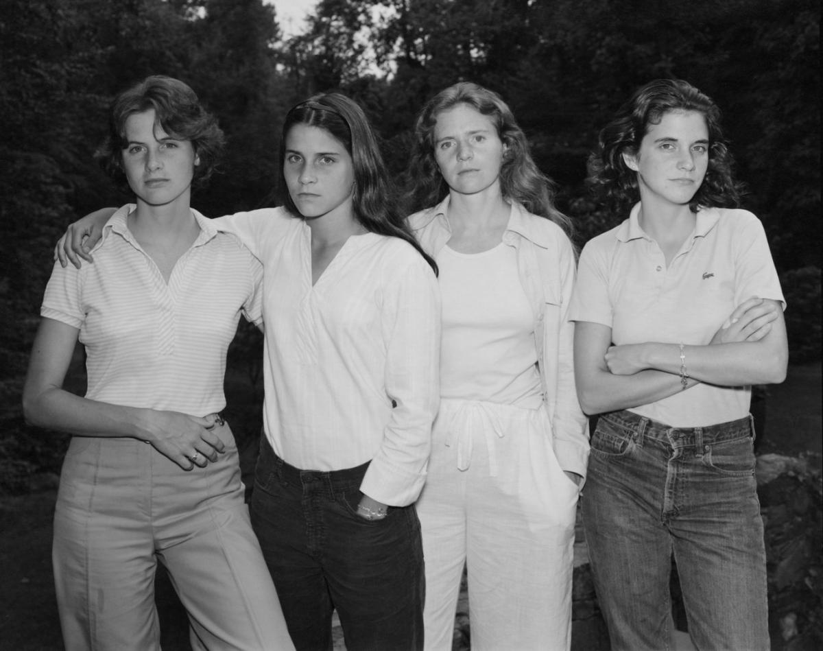 The Brown Sisters by Nick Nixon