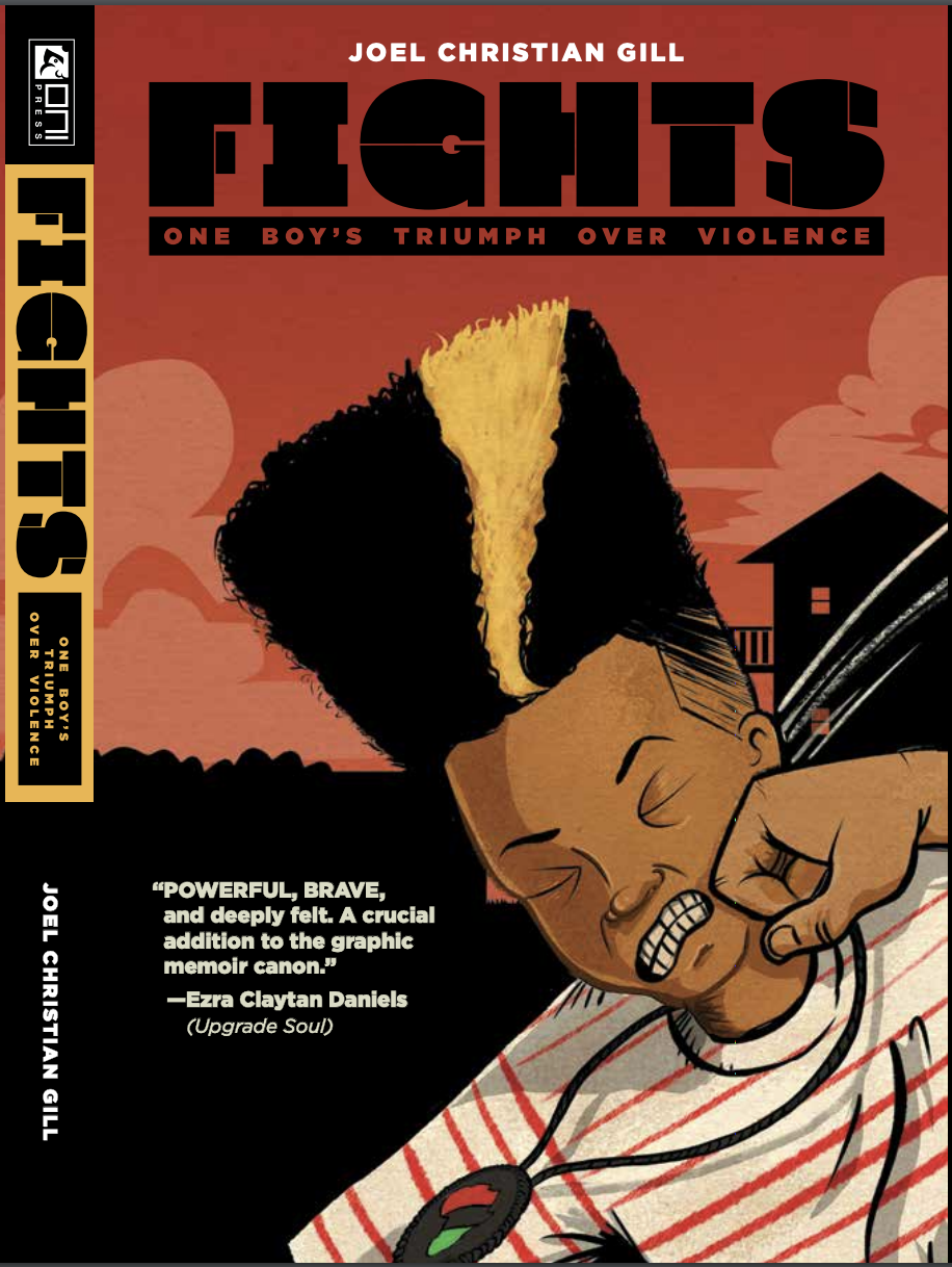 Fights cover by Joel Gill