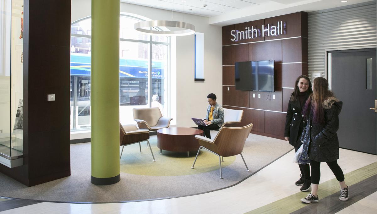 Smith Hall Lobby