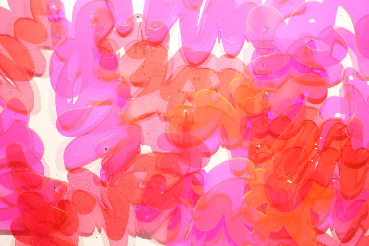 Dancing Plastic by Rachel Morrissey