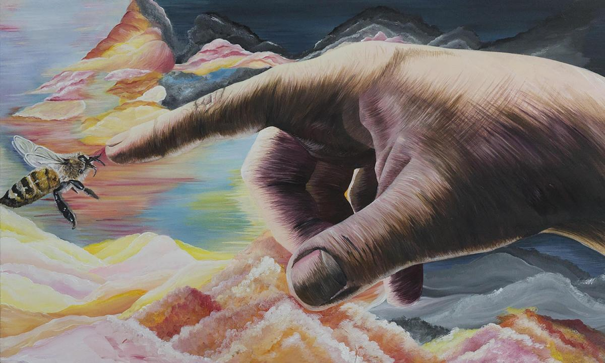 Artwork by Natalie Dahl