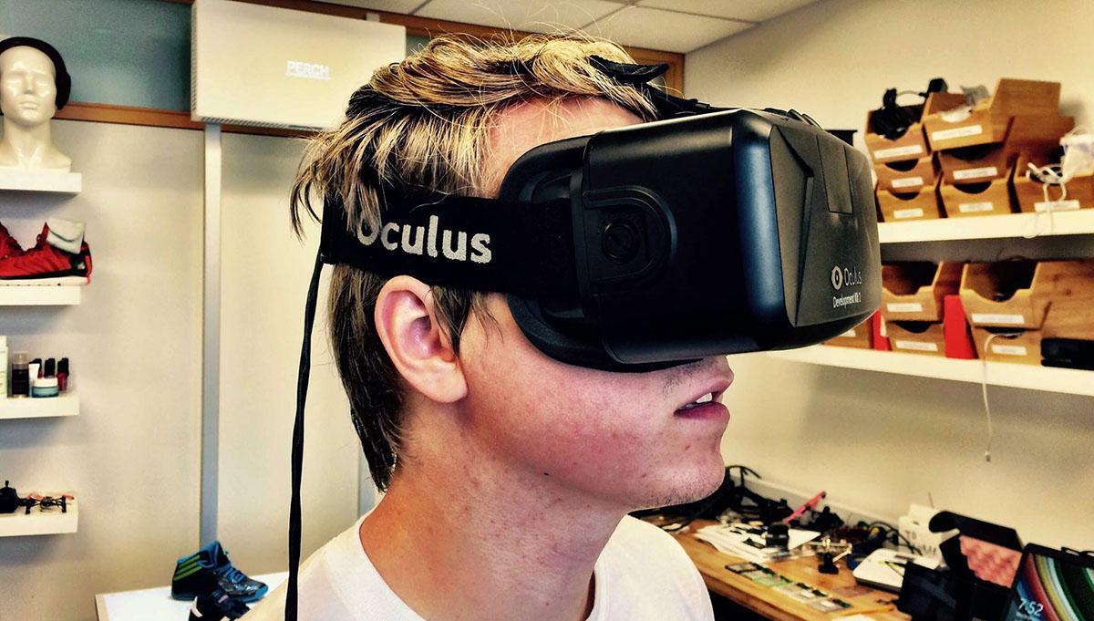 Nico Hammil VR