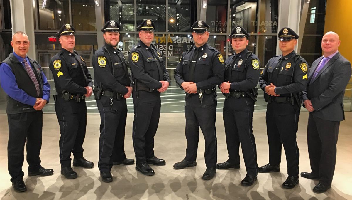MassArt Police