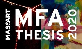 Spring 2020 MFA Thesis Show