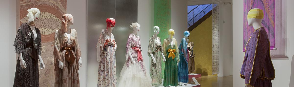Zandra Rhodes Exhibition