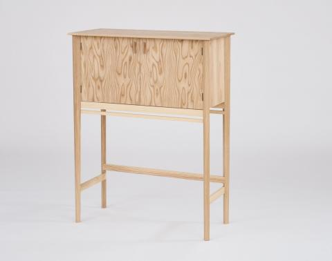 Ash Cabinet by Joe Brown