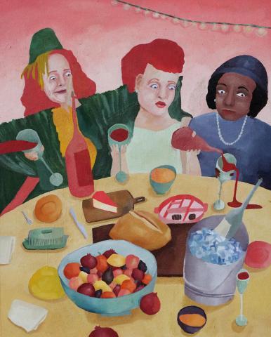 Illustration by Callie Mastrianni