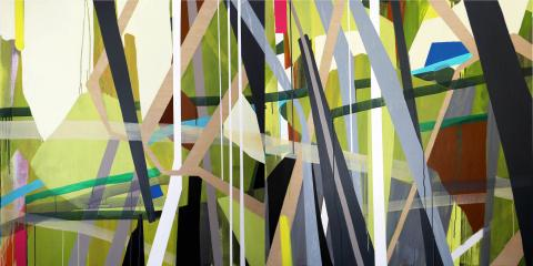 Dissipation Suddenly by Elizabeth Mooney