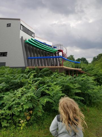 Gabriel Cira House at Forges-Les-Eaux 2017