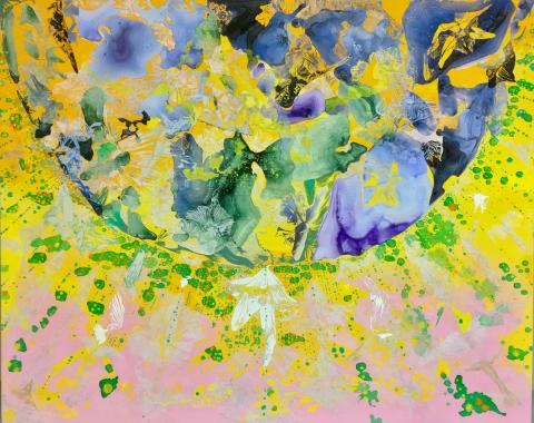Floral Emission (Chase Young Gallery)