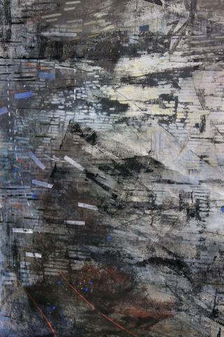 Matter in Motion (Field) by Jessica Tawczynski