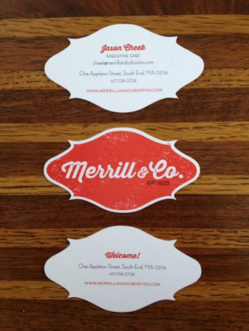 Merrill & Co. Cards