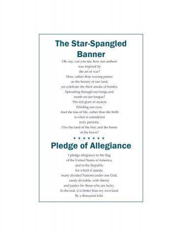 Pledge by Mariana Yanes Cabral