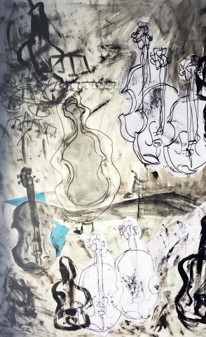 Artwork by Sergine Muzac