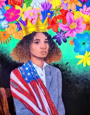 Artwork by Tamara Castang