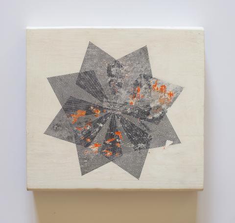 An untitled work from Adjunct Instructor Sofie Hodara