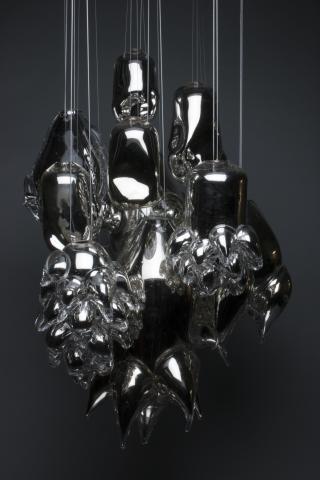 Silvered Distortion by Alexander Gaudet