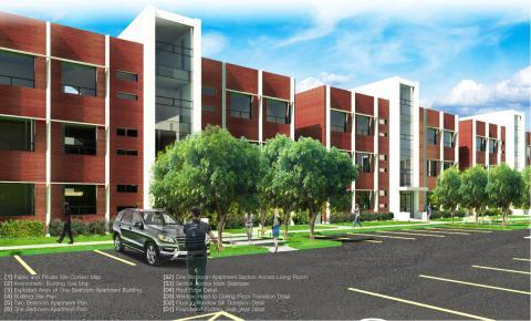 Cambridge Housing Project