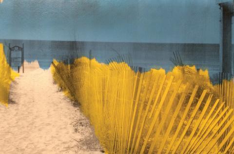 Barracuda Public Beach Access by Erik Nohalty