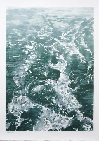 Wake IV by Carolyn Muskat